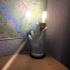 Mount for this beautiful handlamp: https://www.myminifactory.com/object/3d-print-light-me-up-lamp-364 image