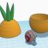 Pineapple egg image