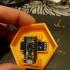 Arduino Temperature widget 0.91inch oled image