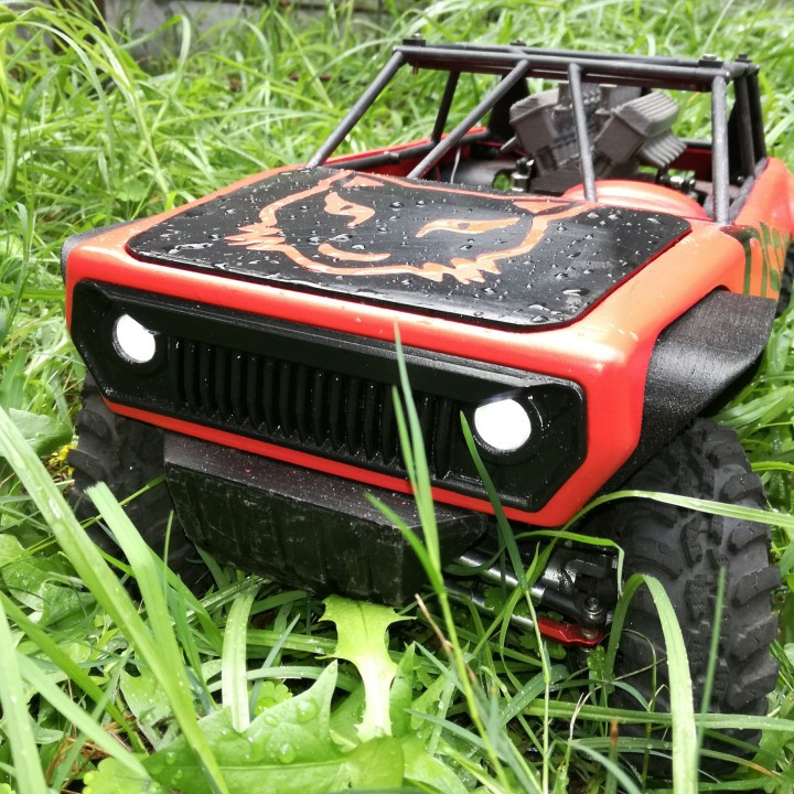 Ossum Redcat Rock Buggy Mk1
