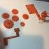 Gear system - Système d'engrenage - test image