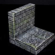 OpenForge 2.0 Cut Stone Wall