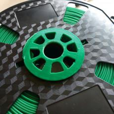 Picture of print of 3D Printer Filament Spool Insert