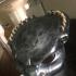 Predator mask print image