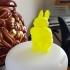 My fluffy bunny image