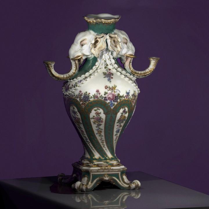 Tlchargement Svres Elephant Vase Par Waddesdon Manor