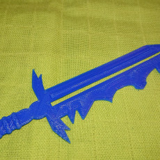 Picture of print of Midnight Stalker Sword