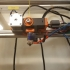 Geared Extruder using M8 extruder driver image