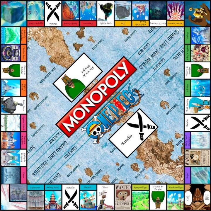 3d Printable Full One Piece Monopoly By Ramon Angosto Artigues