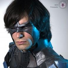 Mask Nightwing Batman Arkam Kinght