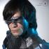 Mask Nightwing Batman Arkam Kinght image
