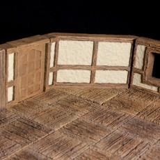 OpenForge 2.0 Tudor Diagonal (Diagonal Floor)