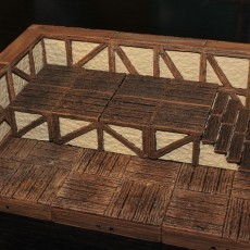 OpenForge 2.0 Tudor Stairs