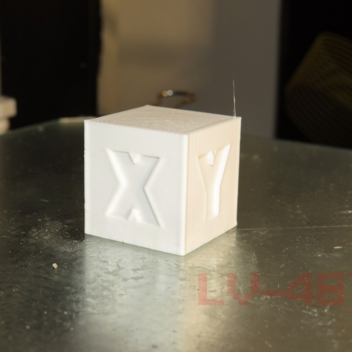 Test cube (25x25x25)