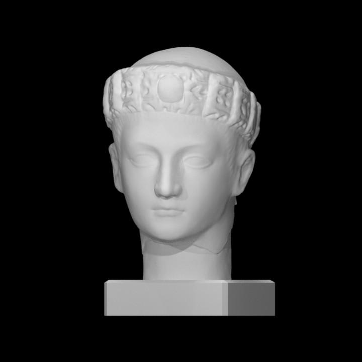 Head of an Emperor