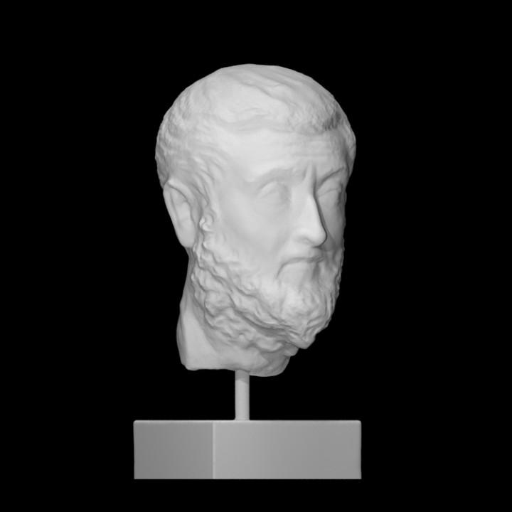Portrait of a Roman Man