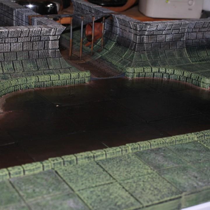 OpenForge Sewer Deep Pool