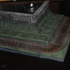Openforge Sewer Curved Sluice