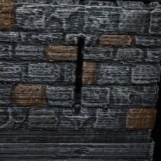 OpenForge Arrow Slit Stone Walls