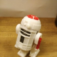 Picture of print of R2D2 This print has been uploaded by Todd Sproule