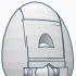 My Egg-Bot #TinkercadEaster image