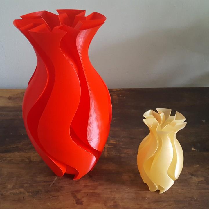 Experimental Vase