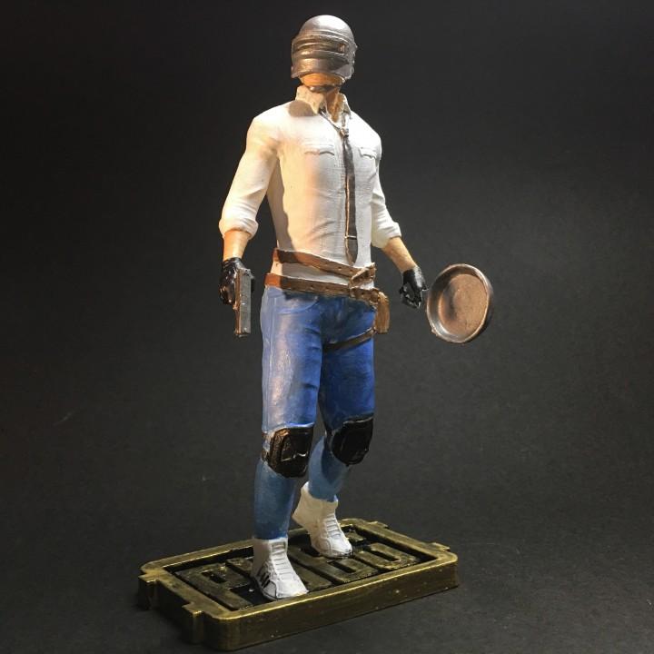 Playerunknown's Battlegrounds Figure
