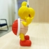 Koopa troopa red (Hang Loose pose) from Mario games - Multi-color image