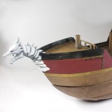 OpenForge Pirate Ship