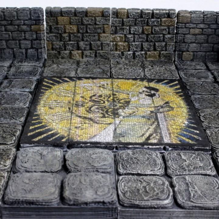 OpenForge 2.0 Mosaic Floors