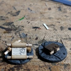 Miniature Tome Tutorial