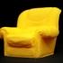 antique furniture Scan 3D mueble antiguo image