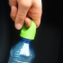 Plastic bottle handle image