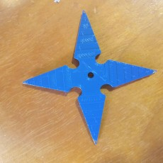 Picture of print of Ninja Stars