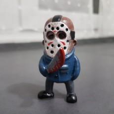 Mini Jason from Friday the 13th