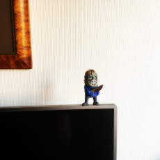 Picture of print of Mini Jason from Friday the 13th