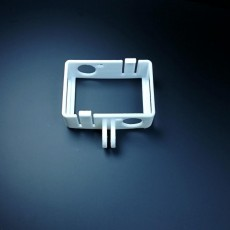 Picture of print of gopro revers top buttom holder for gopro hero 3