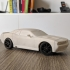 DODGE CHALLENGER BODY FOR OPENZ 1:28 RC CHASSIS V3B image