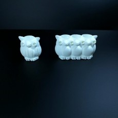 Picture of print of owl pot This print has been uploaded by Li WEI Bing