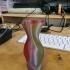 Odd Base Twisted Vase image