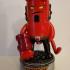 Mini Hellboy print image