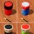 Tub pencil sharpener image