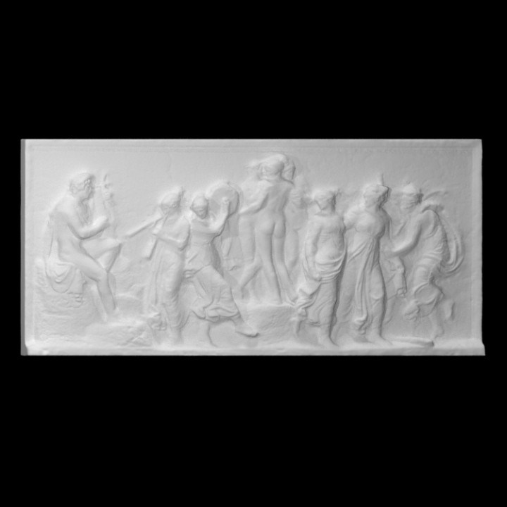 Dance of the Muses on Mount Helicon