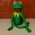 Kermit the Frog print image