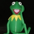 Kermit the Frog print image