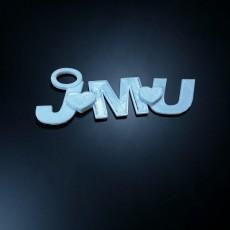 JMU Keychain