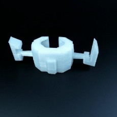 Picture of print of Midna Hairclip