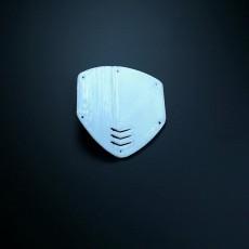 Picture of print of V-Moda Shield