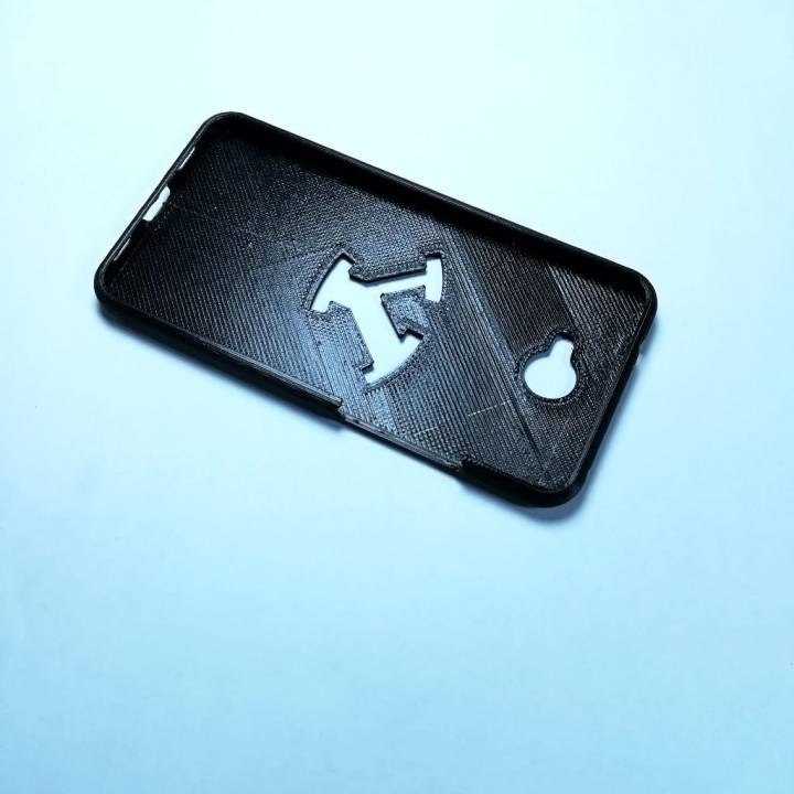 3D Printable Huawei Ascend XT2 BYU Phone Case by Jeremiah