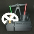 Watt Steam Engine image